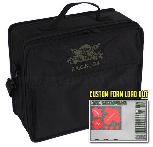 (C4) P.A.C.K. C4 Bag 2.0 Custom Load Out