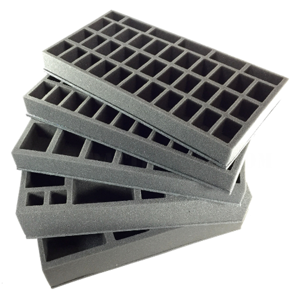 Star Wars Imperial Assault Horizontal Foam Kit for the P.A.C.K. 432 (BFM)