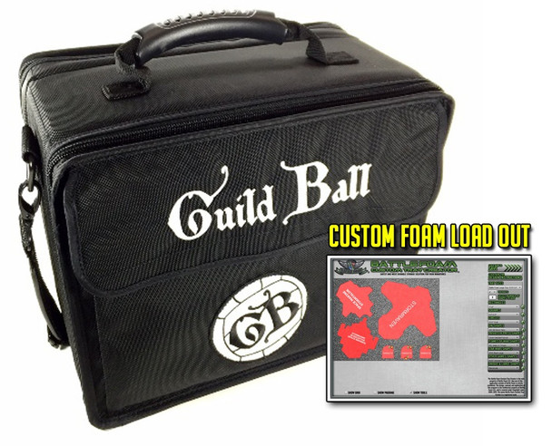 Guild Ball Bag Custom Load Out