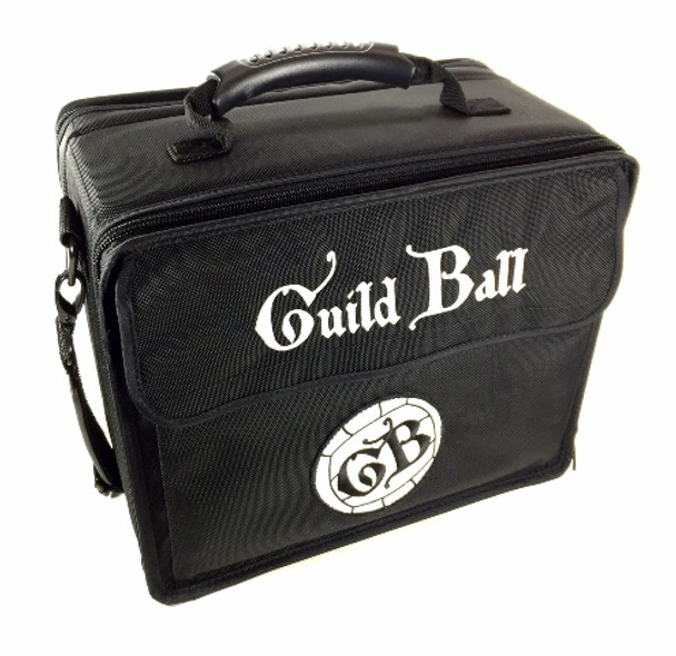 Guild Ball Bag Empty (With 2x Benson Boxes)