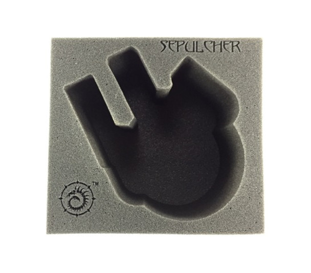 (Cryx) Sepulcher Colossal Foam Tray (PP.5-6)