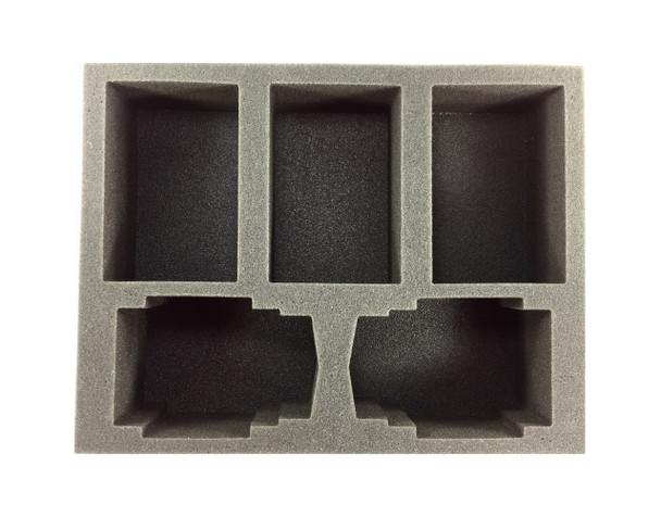 (30K) Horus Heresy 5 Tank Foam Tray (BFL-3.5)
