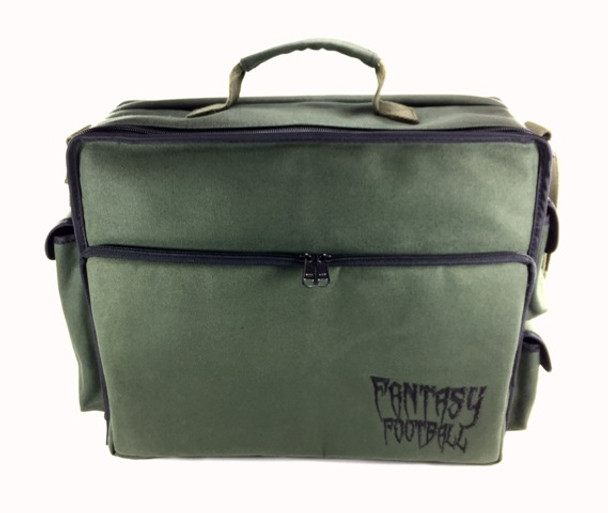 Fantasy Football Bag Custom Load Out
