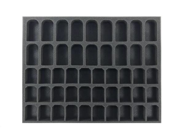 (Hobby) 18 GW Larger Shade 30 Paint Pot Foam Tray (BFL-1)