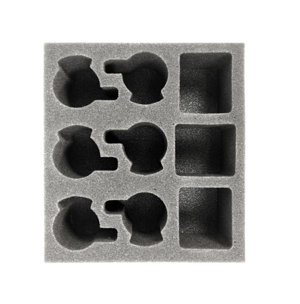 (Skorne) Cataphract Arcuarii Plastic Unit Foam Tray (PP.5-3)