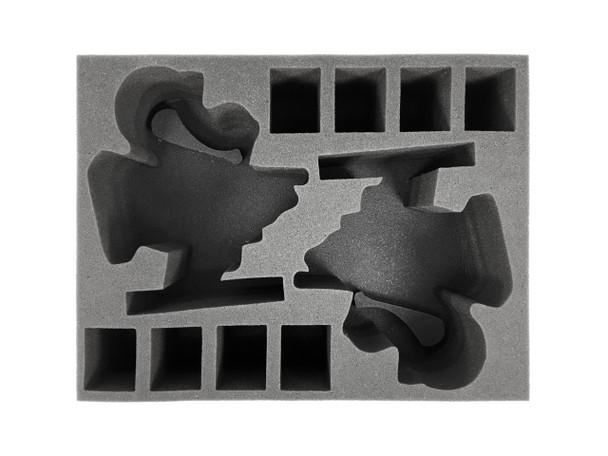 Age of Sigmar Arkanaut Frigate Foam Tray (BFL-4.5)