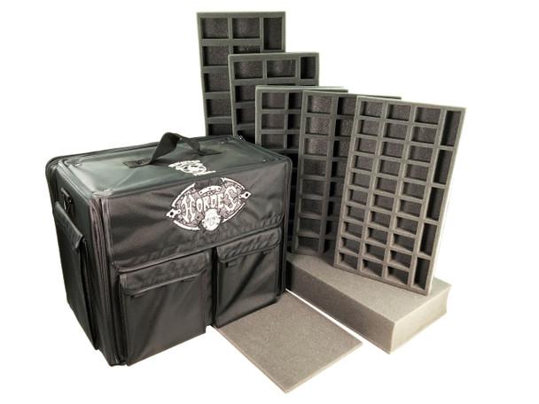 (Hordes) Privateer Press Hordes Bag Medium and Large Model Army Load Out (Black)
