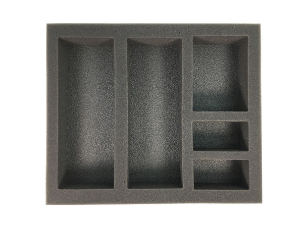 Card Box with Token Holders Foam Tray (BFB-1.5)