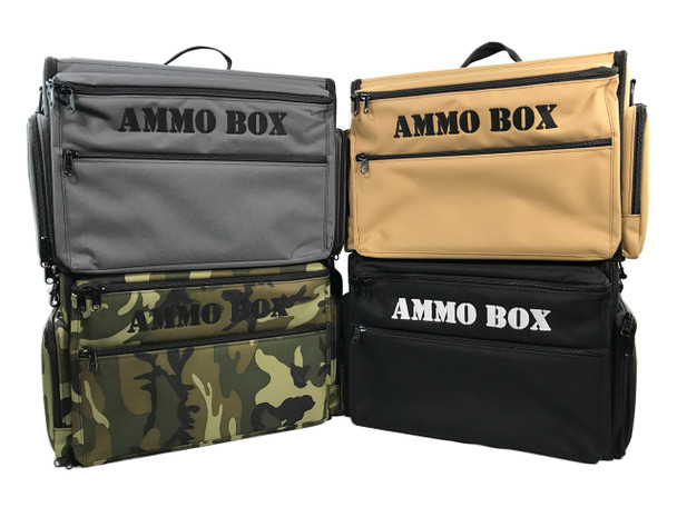 Ammo Box Bag Pluck Foam Load Out