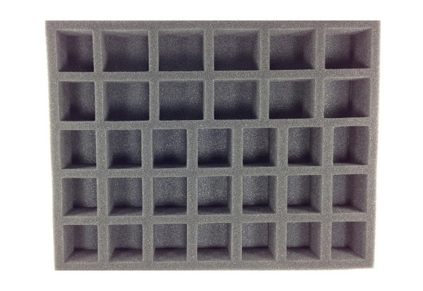 21 Large Standing 12 X-Large Standing Troop Foam Tray (BFL-2)