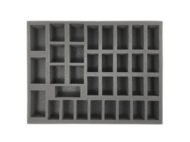 Various Small Medium and Large Universal Troop Foam Tray (BFL-1.5)