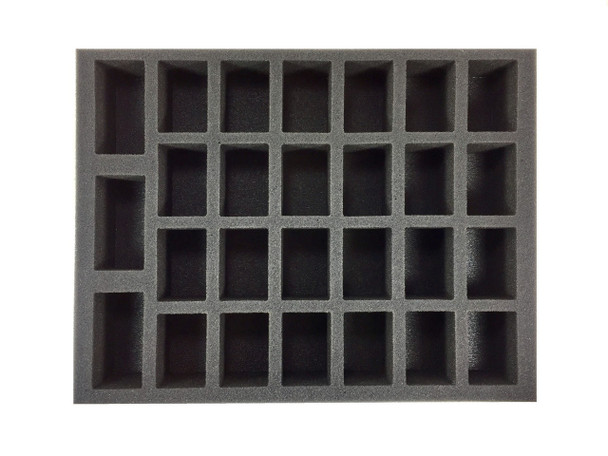 24 Large 3 X-Large Troop Foam Tray (BFL-2)