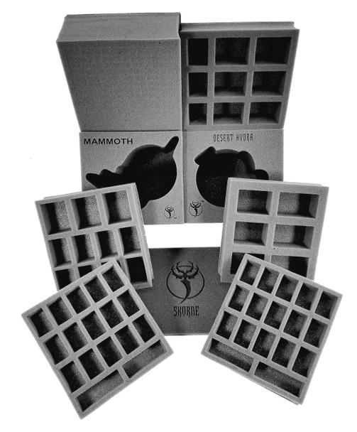(Hordes) Skorne Half Tray Kit for the Hordes Bag (PP.5)