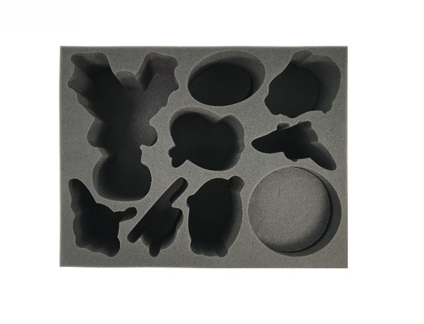 Mythic Battles Pantheon Unique Model Foam Tray (BFL-4.5)