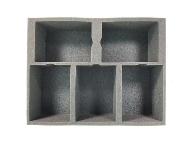 Quintuple POP Foam Tray (BFL-3.5)