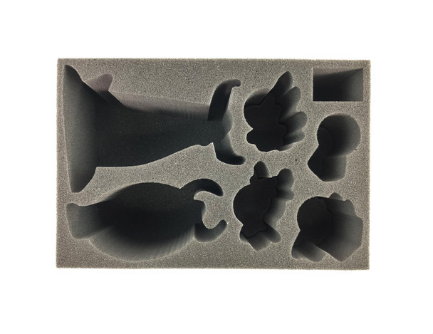 Age of Sigmar Beasts of Chaos Endless Spells & Herdstone Foam Tray (BFS-4.5)
