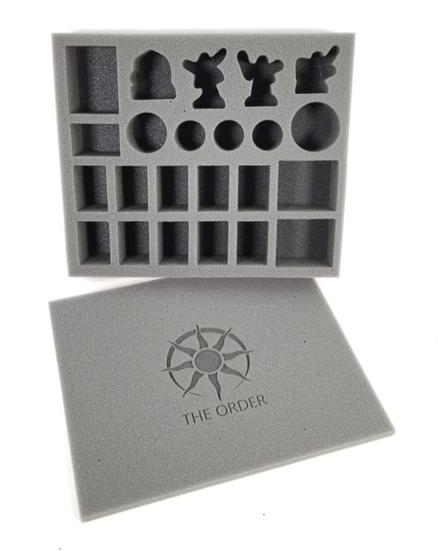 Guild Ball The Order Foam Kit (BFB)