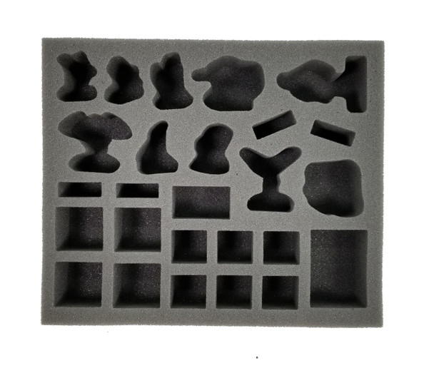 Guild Ball Falconers Troop Foam Tray (BFB-2)