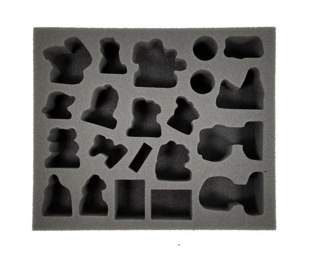 Guild Ball Blacksmiths Troop Foam Tray (BFB-2)