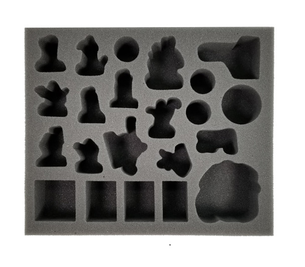 Guild Ball Farmers Troop Foam Tray (BFB-2)