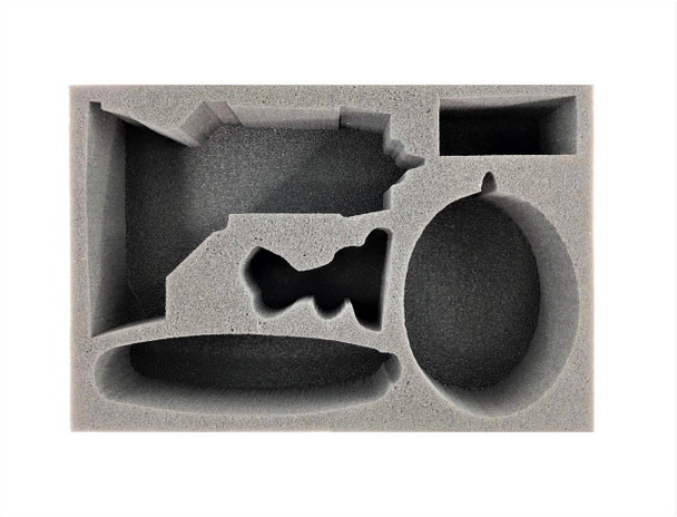 Age of Sigmar Flesh-Eater Courts Endless Spells with Charnel Throne Foam Tray (BFS-3)