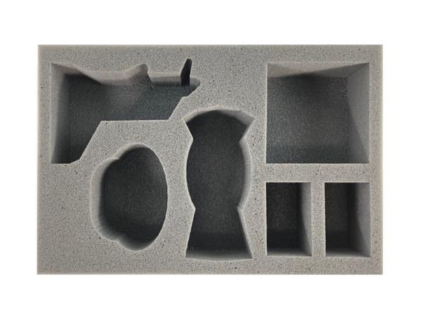 Age of Sigmar Endless Spells Hedonites of Slaanesh Foam Tray (BFS-2.5)