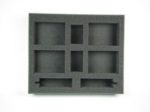 (Clearance) Battle Foam Blitz Card Box Foam Tray (BFB-2)
