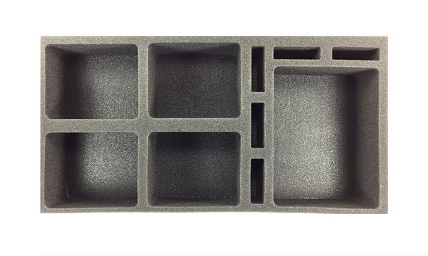 (Clearance) Star Wars Generic Medium and Large Ship Foam Tray (BFM-2.5)