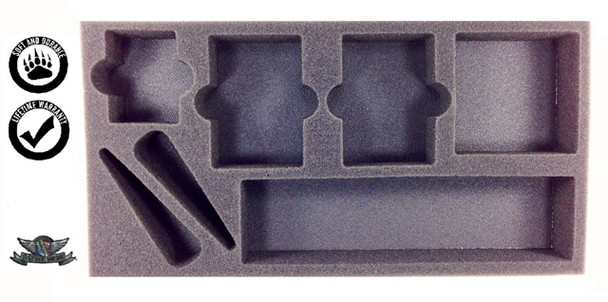 (Clearance) Star Wars Accessory Foam Tray 3 (BFM-1.5)