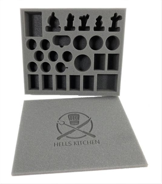 Guild Ball Hells Kitchen Foam Kit (BFB)