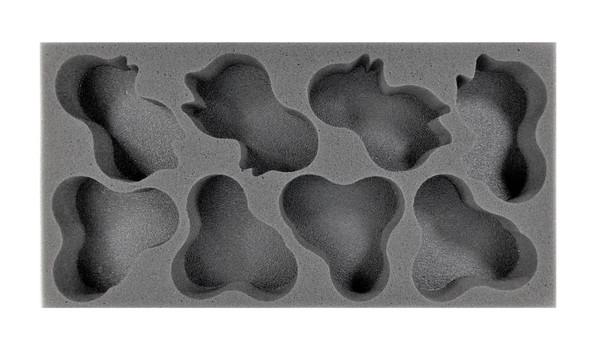 (40K) Apocalypse 40mm Movement Tray Foam Tray (BFM-1.5)