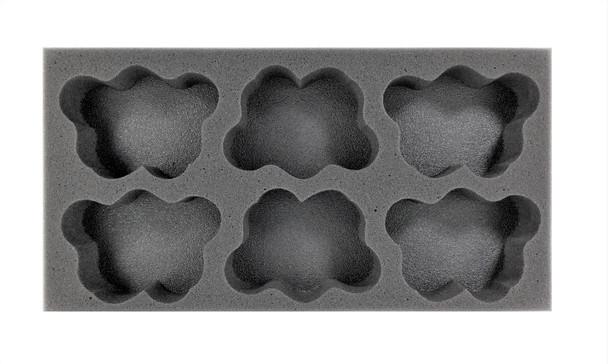 (40K) Apocalypse 32mm Movement Tray Foam Tray (BFM-1.5)