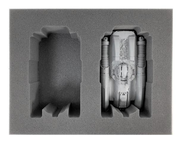 Legio Custodes 2 Coronus Grav-Carrier Foam Tray (BFL-3.5)