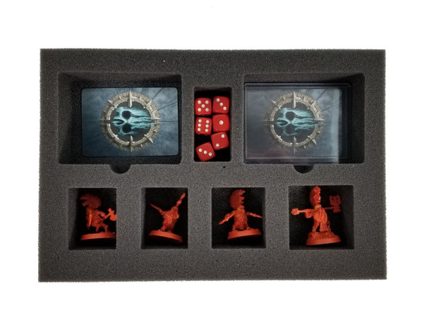 Warhammer Underworlds Foam Kit for the P.A.C.K. 352 (BFS)