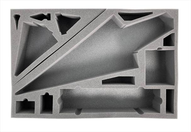 Star Wars Armada Super Star Destroyer Imperial Class Foam Option for Original Box (SSD)