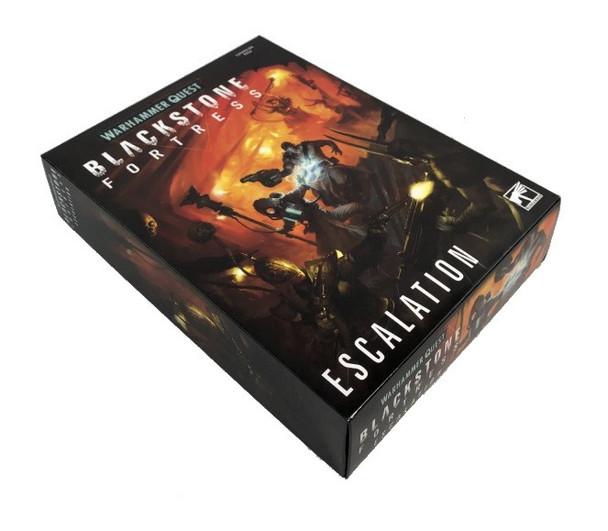 Warhammer Quest: Blackstone Fortress Escalation Expansion Foam Tray