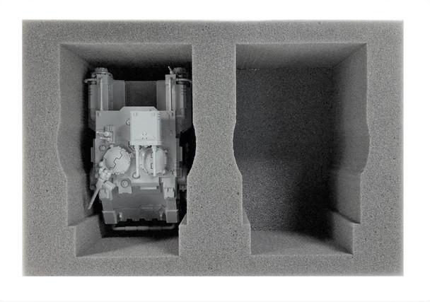 (Space Marine) 2 Primaris Impulsor Foam Tray (BFS-4.5)
