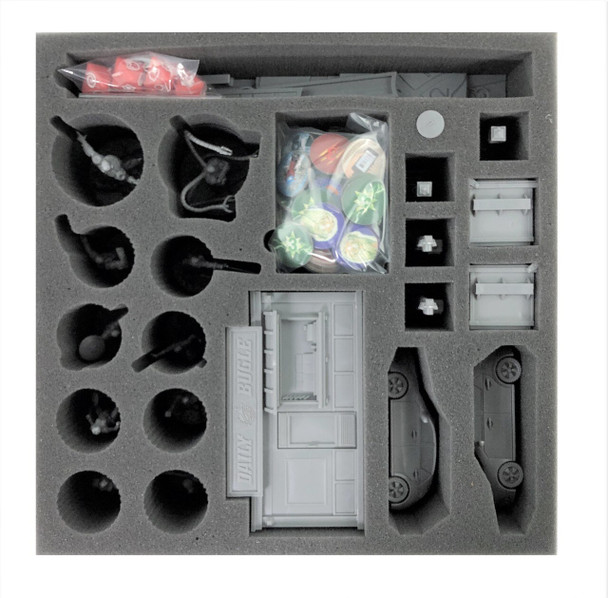 Marvel Crisis Protocol Core Set Foam Tray