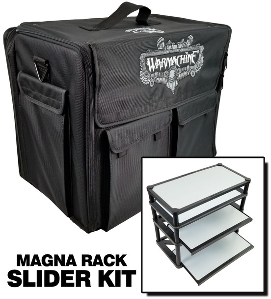 (Warmachine) Privateer Press Warmachine Bag with Magna Rack Slider Load Out