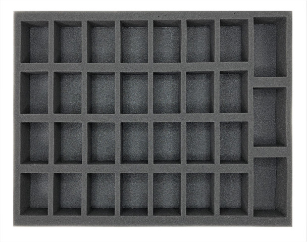 Age of Sigmar Lumineth Realm-Lords Vanari Auralan Sentinels Foam Tray (BFL-1.5)