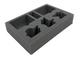 Warhammer Underworlds: Beastgrave Rippa's Snarlfangs Foam Tray (BFS-2)