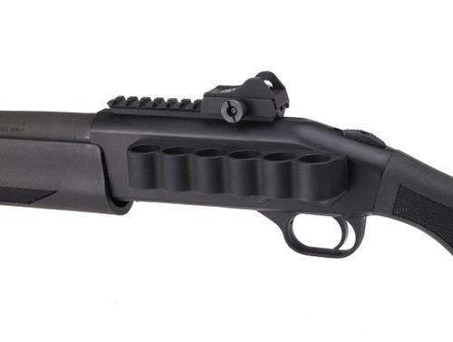 Mesa Tactical 20 GAUGE Sidesaddle Fits Mossberg 500 Aluminum Shell Carrier