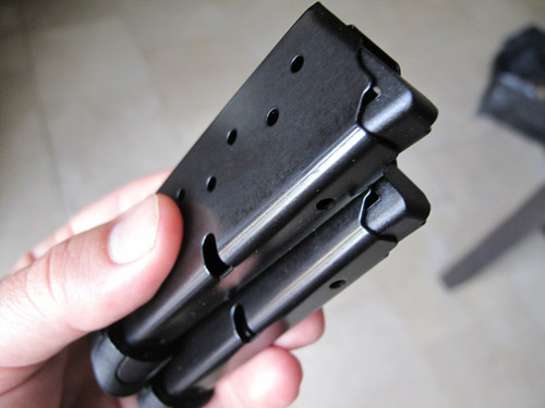 2 Pack PROMAG Ruger LC9 7 Round Magazine USA MADE 9mm With Finger Extensions