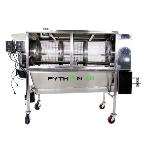 Python 400 industrial bud trimmer trims 400 pounds per hour