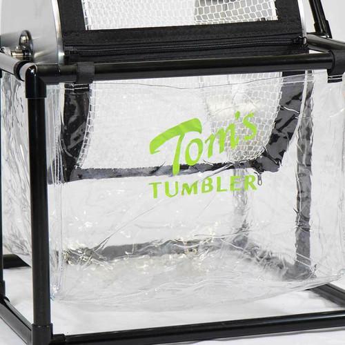Food grade plastic trim catch bag for TTT1600