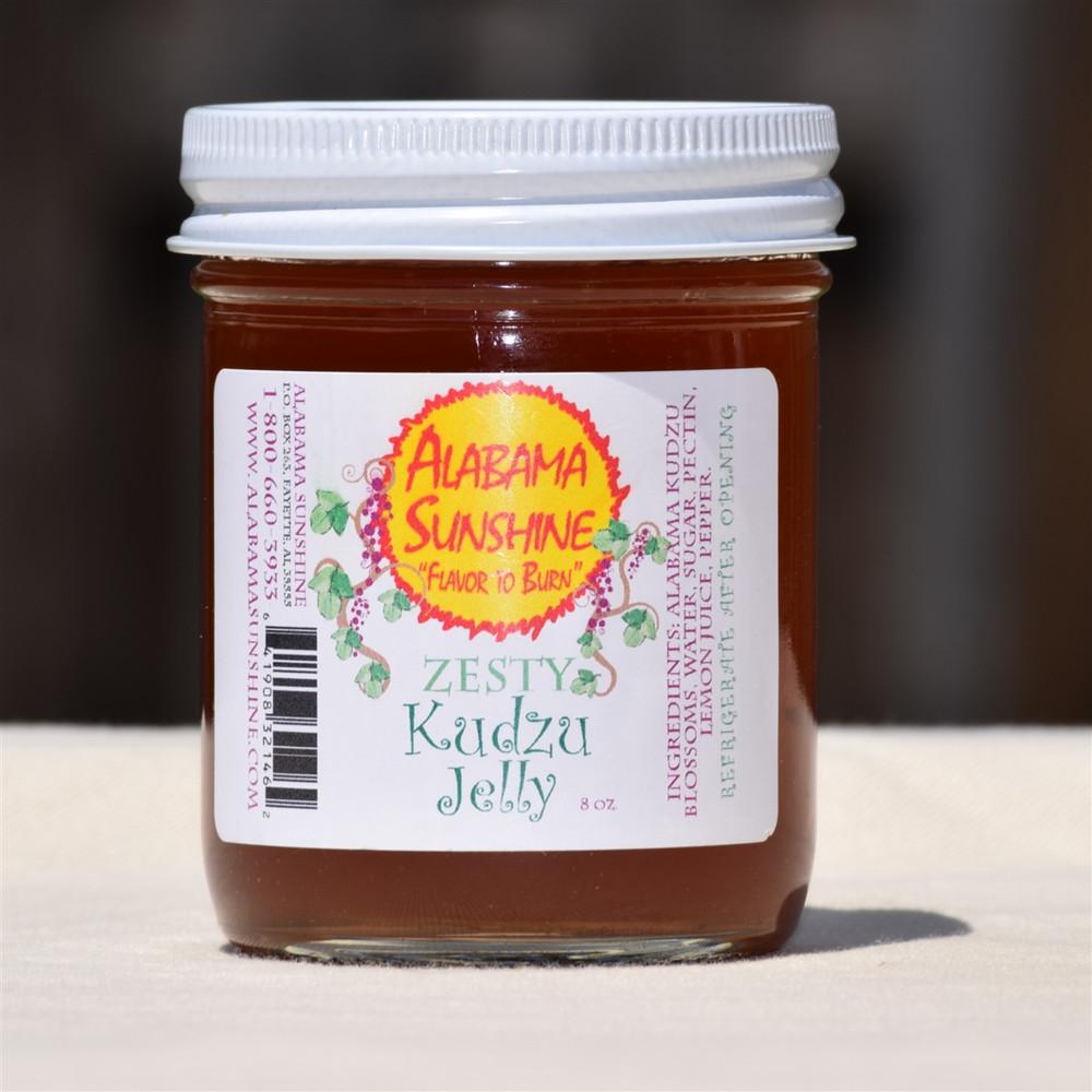 Alabama Kudzu Jelly