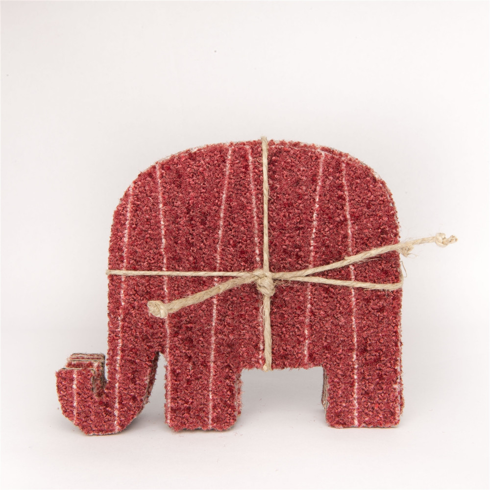 Elephant Carpet Coasters