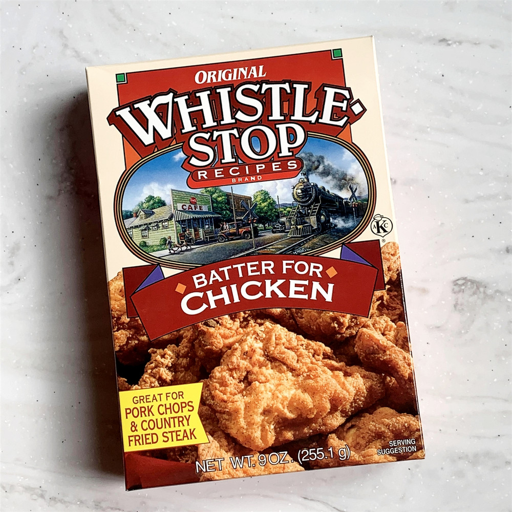 Whistle Stop Fried Chicken Mix