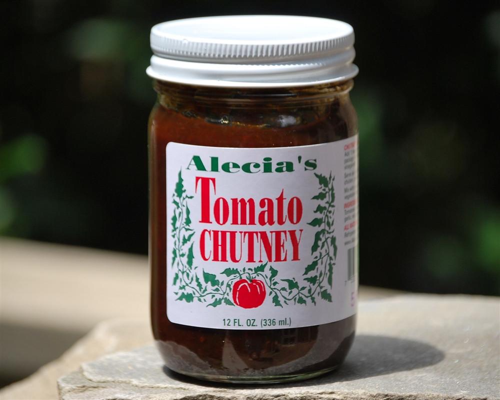 Alecias Tomato Chutney