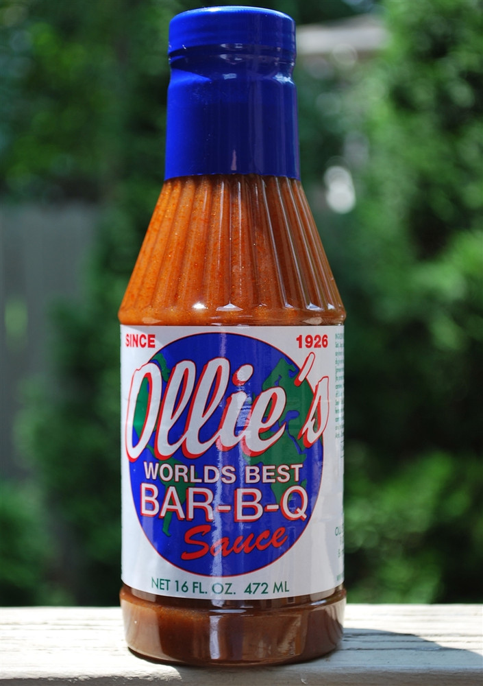 Ollie's Barbeque Sauce